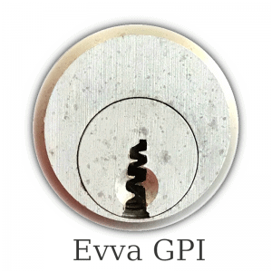 Evva GPI Keyway is one nasty keyway
