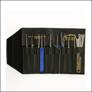 Peterson G-1 GSP Lock Pick Set