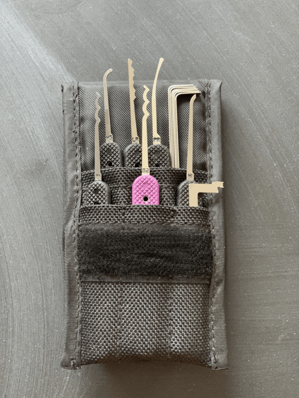 GSP Ghost Set - Best Beginner Lock Pick Set