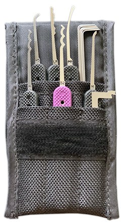Peterson GSP Ghost Lock Pick Set - Best Lock Pick Set