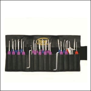 Euro - GSP Phoenix Ultimate - Advanced & Professional Lock Pick Set
