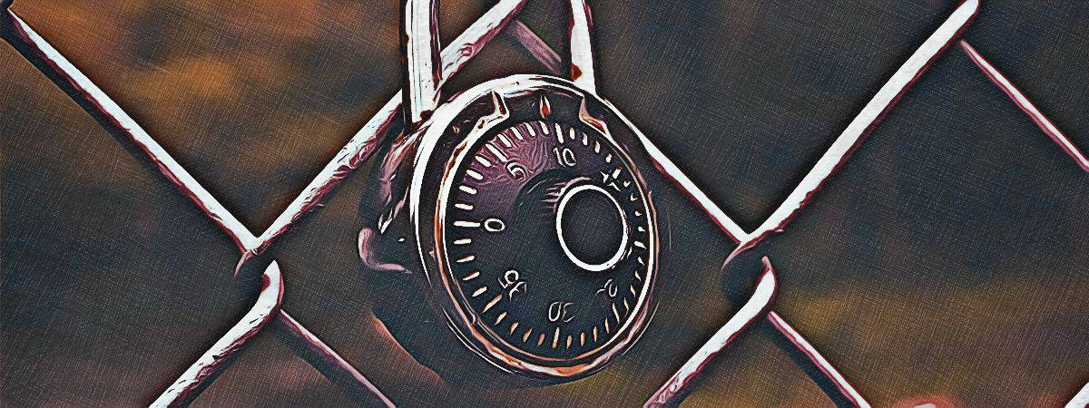 How to crack a master lock combination