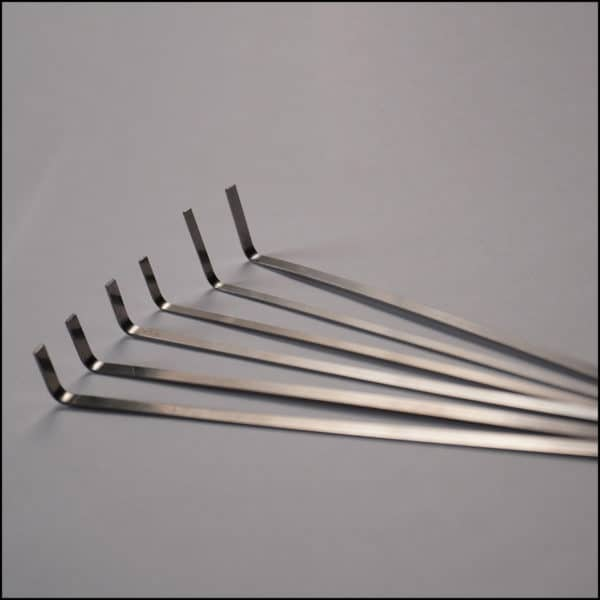 Peterson 6 Piece Tension Tool Set - Best Tension Tools