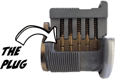 The Plug of a Pin Tumbler Lock - Lock Picking Theory