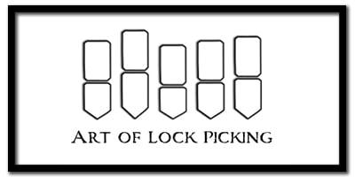 art of lock picking brand