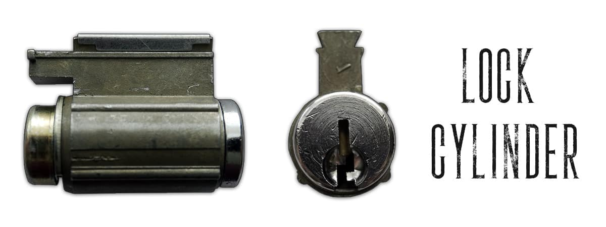 door knob lock cylinder