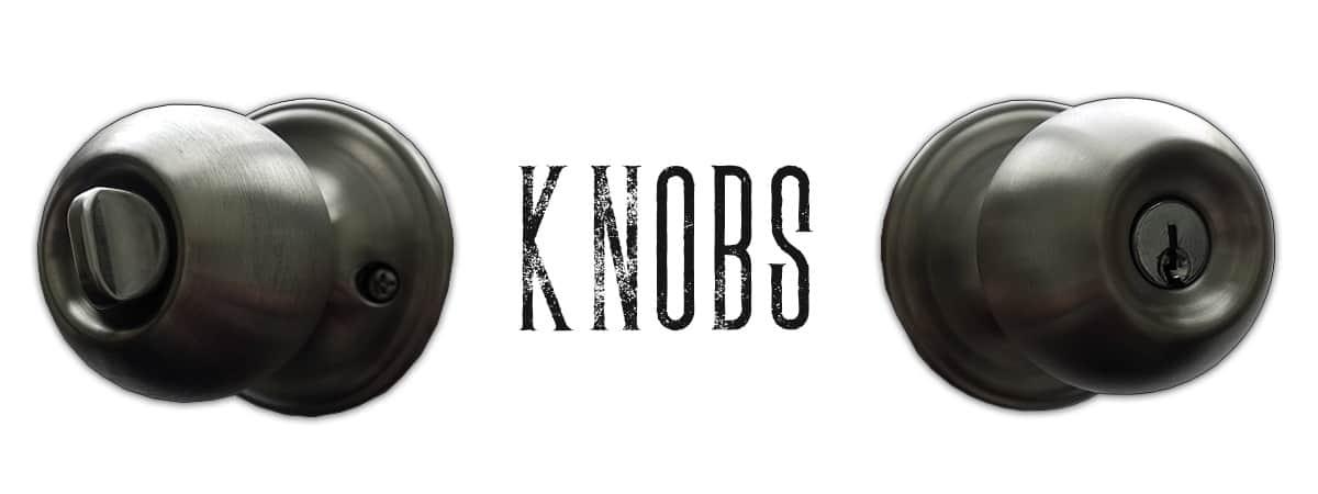 doorknob knobs